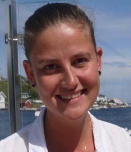 akupunktør, Cecilie Koppang